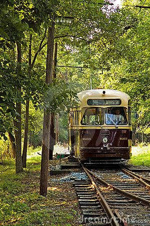 Old Time Street Trolley - 2