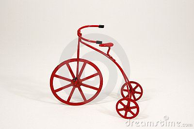 Old Time Tricycle