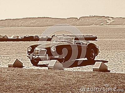 Old times cabrio