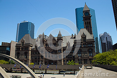 Old Toronto City Hall - Toronto, Canada