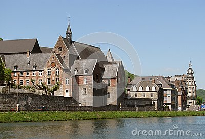 Dinant (Belgium) Editorial Stock Photo