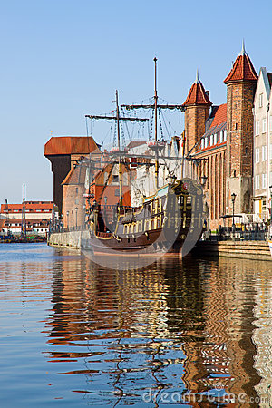 Old town , Gdansk