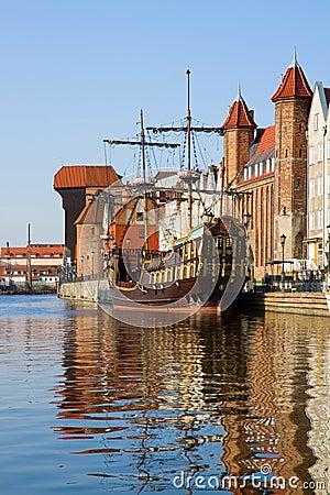 Old town , Gdansk