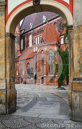 Free Old Town Of Wroclaw Stock Images - 80210804
