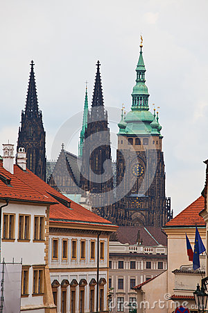 Old Town, Prague, Czech Republic