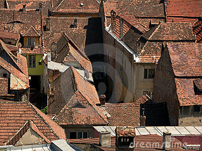 Old town of Sighisoara
