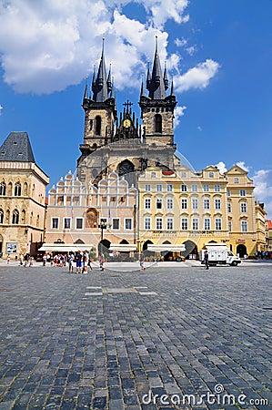 Free Old Town Square, Prague Stock Photos - 16235673