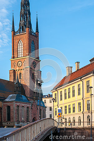 Old Town, Stockholm Stock Photo - Image: 26837550
