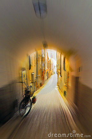 Old Town Stockholm, Sweden Stock Photography - Image: 9224192