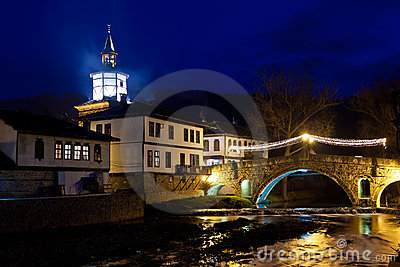Old town of Tryavna
