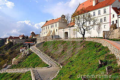 Old town Znojmo