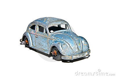 Old Toy Car / Volkswagon Bug