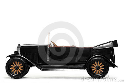Old toy car Volvo Jakob 1927