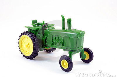Old Tractor Editorial Stock Photo