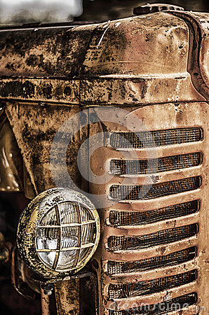 Free Old Tractor Stock Images - 30474384
