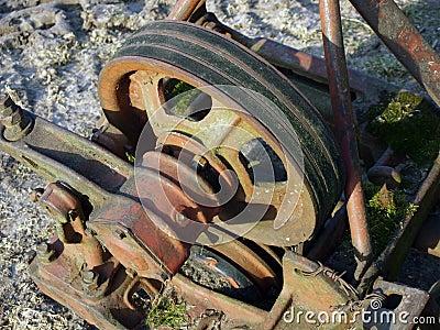 V-belt transmission 2