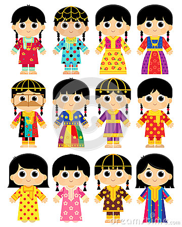 Free Old Traditional Clothes In United Arab Emirates  UAE Stock Photography - 84270062