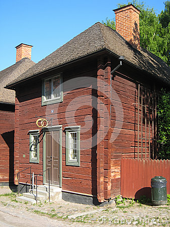 Free Old Traditional Swedish Bakery Or Pastry Shop. Linkoping. Sweden. Stock Photo - 32102070