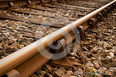 Old train track