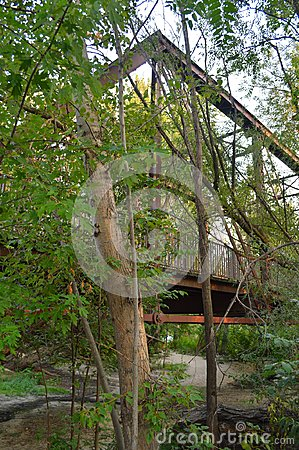Old Trolley Bridge