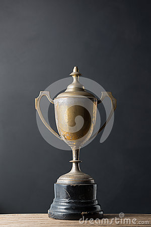 Free Old Trophy Royalty Free Stock Image - 51240566