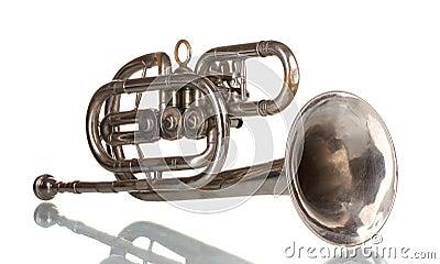 Old trumpet