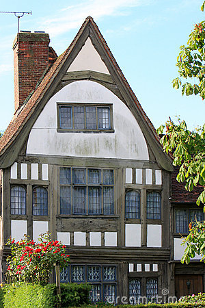 Old Tudor House English