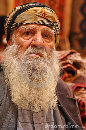 Old turkish men Editorial Stock Image
