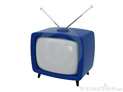 Old TV | 3D