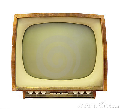 Free Old Tv Royalty Free Stock Photos - 434668