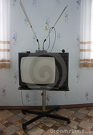 The old TV