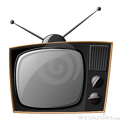 Free Old TV Stock Photos - 8608193
