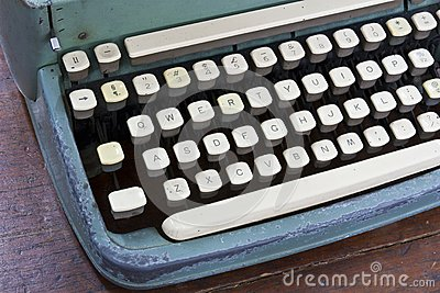Old type device keyboard