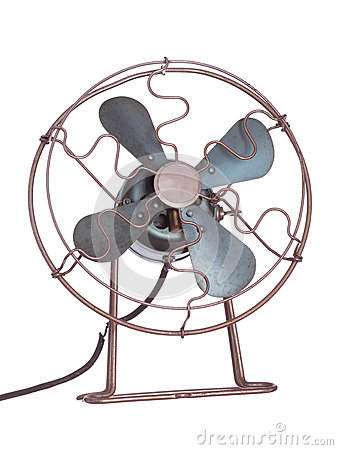 Old ventilator