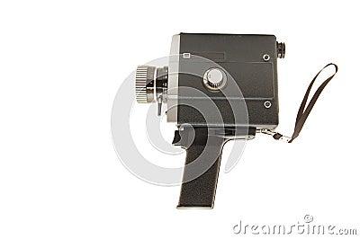 Old videocamera