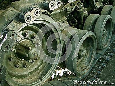Old Viet Nam tank