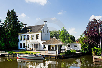 Old Villa in Holland