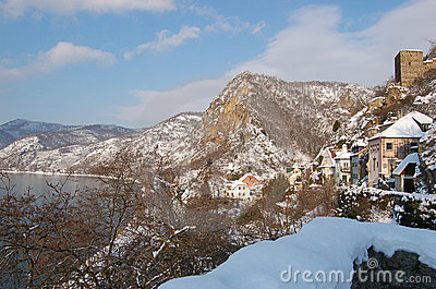 Old village in the mountains 2