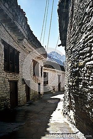 Old Village, Nepal