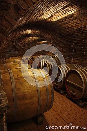 Free Old Vine Cellar Royalty Free Stock Photo - 11320675