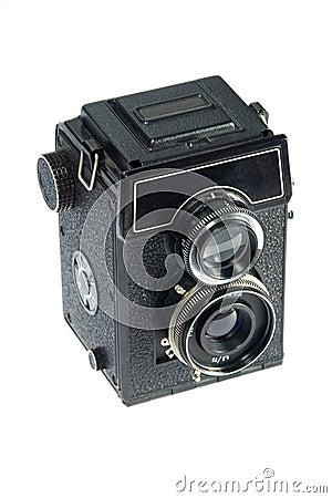Free Old Vintage Camera Stock Photo - 17014330