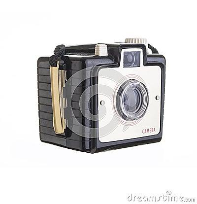 Free Old Vintage Film Camera Stock Image - 30750251