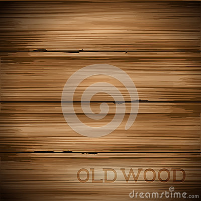Old Vintage Wood Background