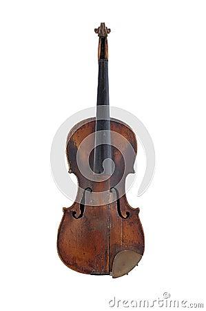 Free Old Violin Royalty Free Stock Photo - 3876205