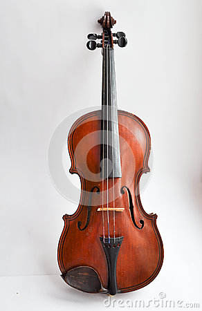 An old violin.