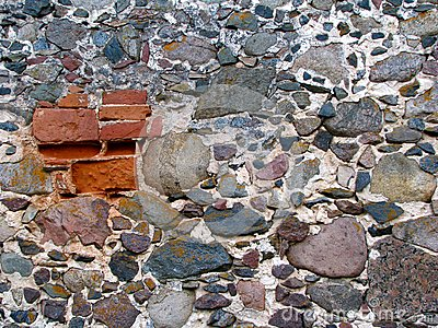 Old Wall Stock Photos - Image: 6532633