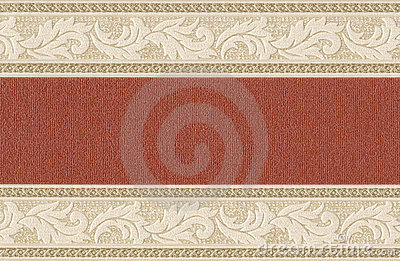 Old wallpaper element