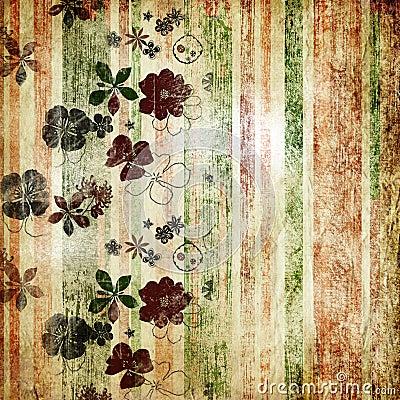 old wallpaper texture. OLD WALLPAPER TEXTURE (click