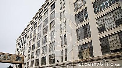 Old Warehouse Windows