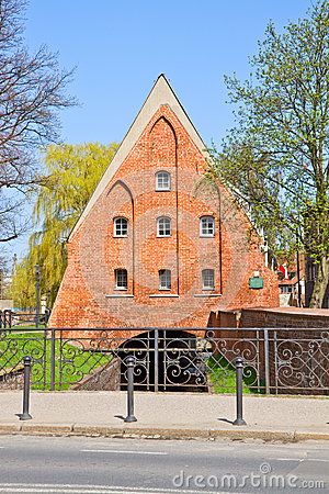 Old watermill, Gdansk, Poland